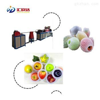 玫瑰花网套机质量保证 发泡网垫设备厂家