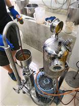 桐油改性石蜡乳液高速乳化机