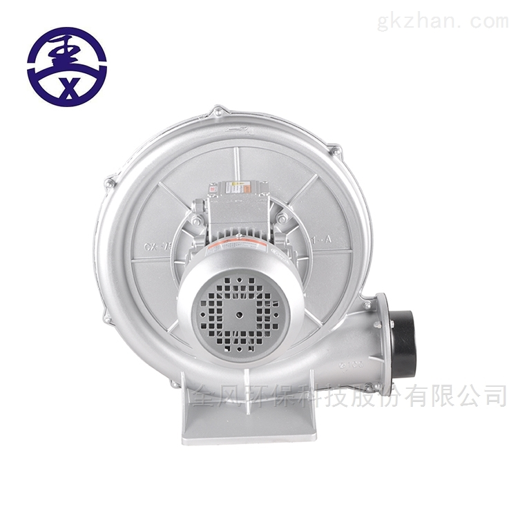 CX-1/4小功率中压透浦式风机