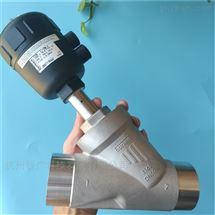 Burkert2000不锈钢角座阀焊接款 DN15-50