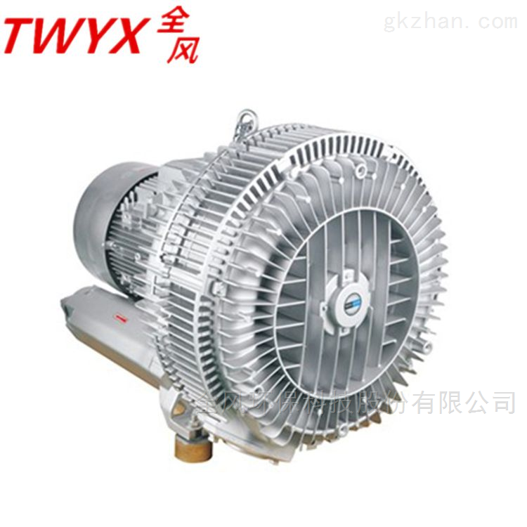 11KW双段旋涡风机 双段高压鼓风机