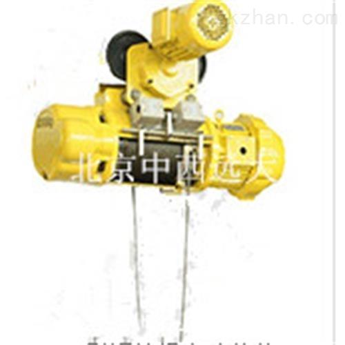 电动葫芦(1吨、8米)(中西器材) 现货