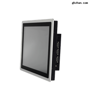 15.6寸嵌入式工业平板电脑(电容普通款)