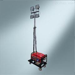 EYC6110J簡易手動升降照明燈車