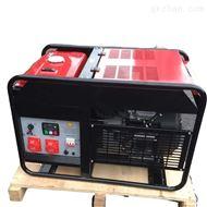 18KW汽油发电机380V三相电双缸风冷汽油动力