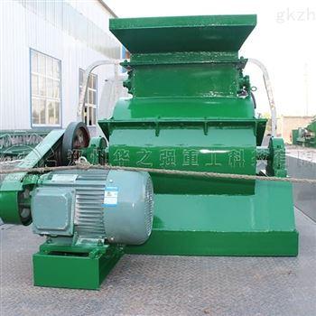 华之强有机肥设备单轴尿素粉碎机生产线