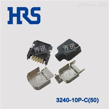 广濑印制电路插头传输信号连接器