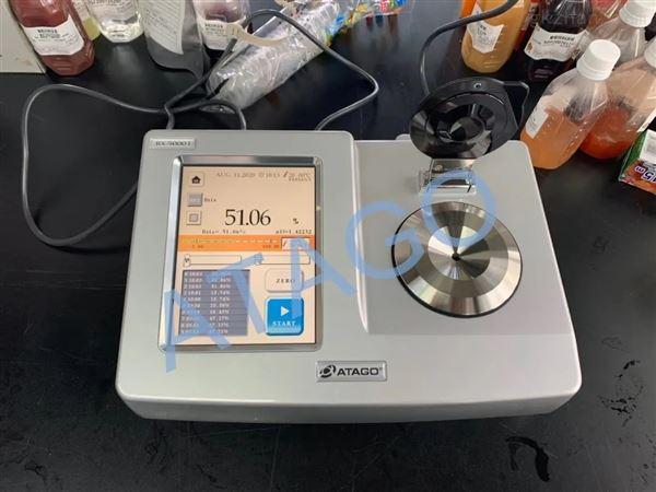 ATAGO(爱拓)果糖糖浆数显台式折光仪