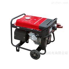 欧奕鑫苏州风冷三相5KW汽油发电机EYC6500ES