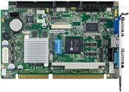研华插槽式单板电脑 半工业主板ISA总线