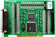 PCI1020-步进伺服电机运动控制卡独