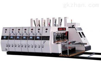 HQYKM高速印刷開槽模切機