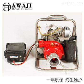 便攜式汽油森林消防水泵參數