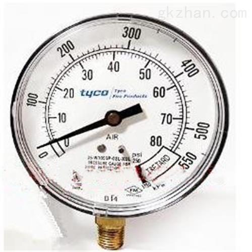 报警阀气压力表 仪表