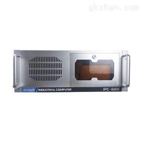IPC-660GITSTAR集特上架式工控機6串口麒麟Win7/10
