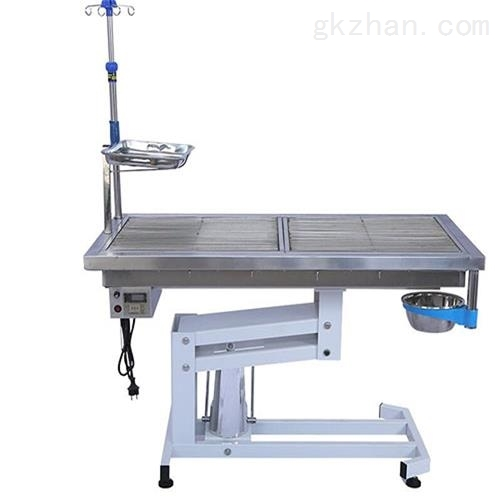 恒温液压动物手术台 仪表