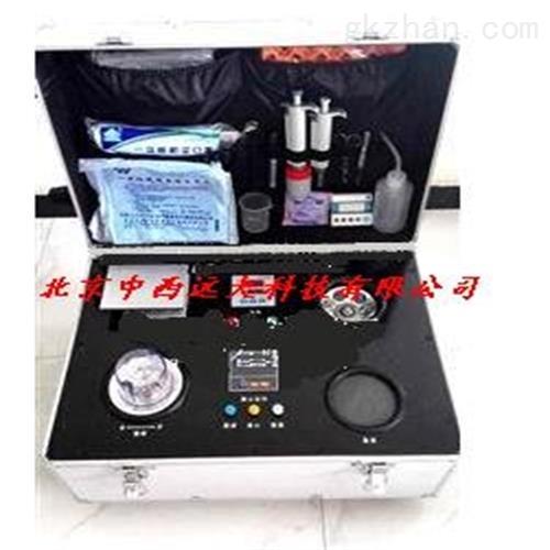 水产品检测箱 仪表