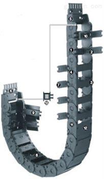 E2/000 中型拖链(托管)-2480系列