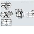 提供FESTO费斯托摆动驱动器安装尺寸