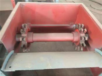 单双层铸石刮板输送机