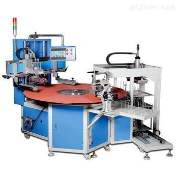 TYL-688B 多工位全自动圆盘分度印刷机 | 鞋垫印刷机,多色印刷机