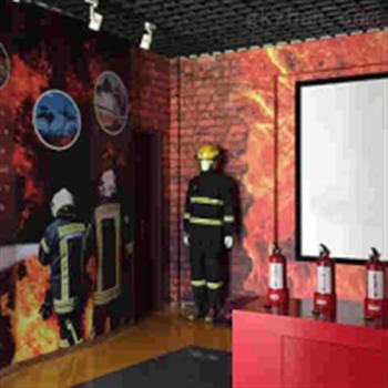 VR消防模拟实训