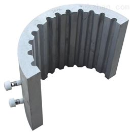 铸铝电加热圈  板