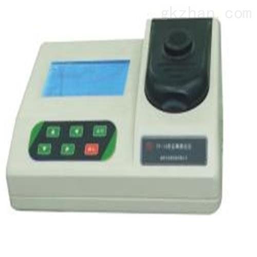 锌测定仪 仪表