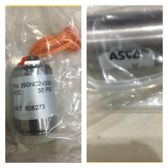 全新纽曼蒂克/ASCO单杆双作用气缸图片