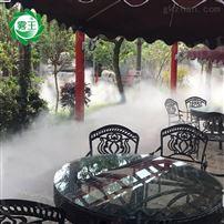 高压喷雾降温主机生产厂家