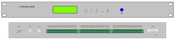 gps时钟 gps/北斗标准时间同步装置