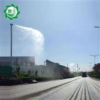 石家莊廠區抑塵噴霧樁