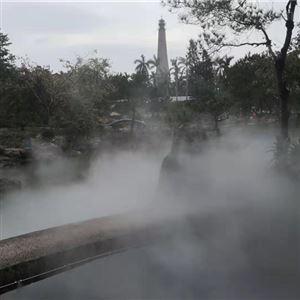 PC-300PJ景区冷雾降温设备安装