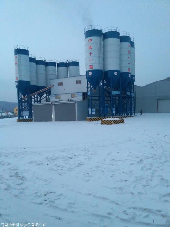 搅拌站混凝土生产厂家 商砼混凝土搅拌站 价格合理