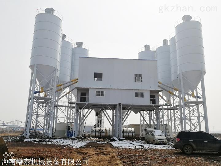 商砼搅拌站厂 大型混凝土搅拌站 货源充足