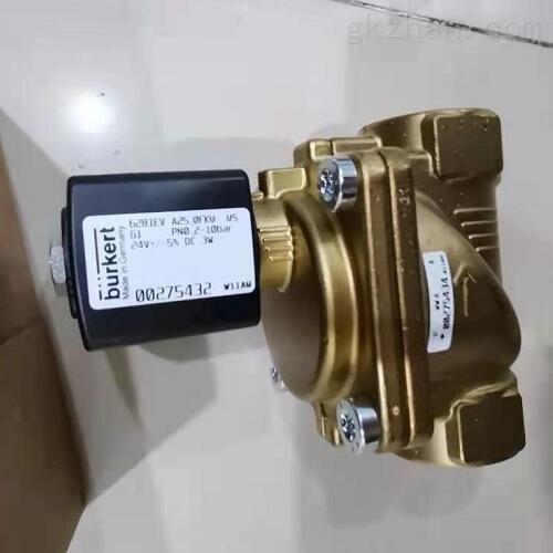 产品说明BURKERT宝德先导式电磁阀