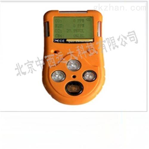 复合式气体检测仪 仪表