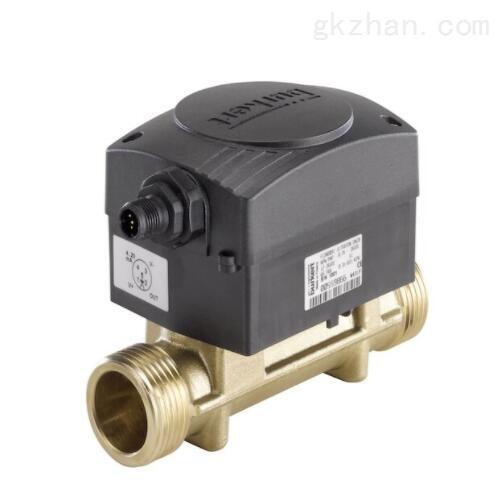 宝德BURKERT 8030系列叶轮式流量传感器应用