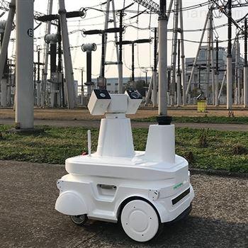 天创轮式巡检机器人(室外)