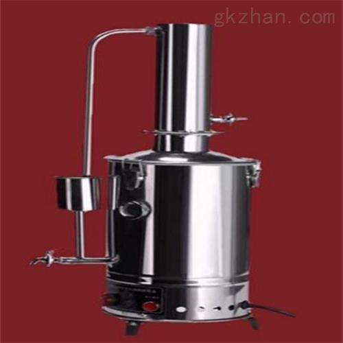 不锈钢电热蒸馏水器 仪表