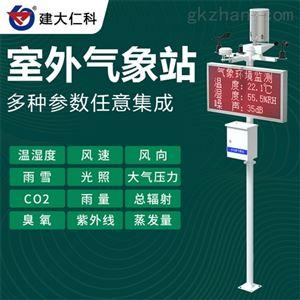 RS-QXZN建大仁科 景区环境监测气象站