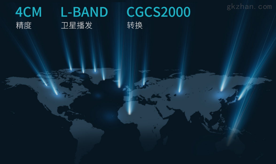中国精度星基增强系统