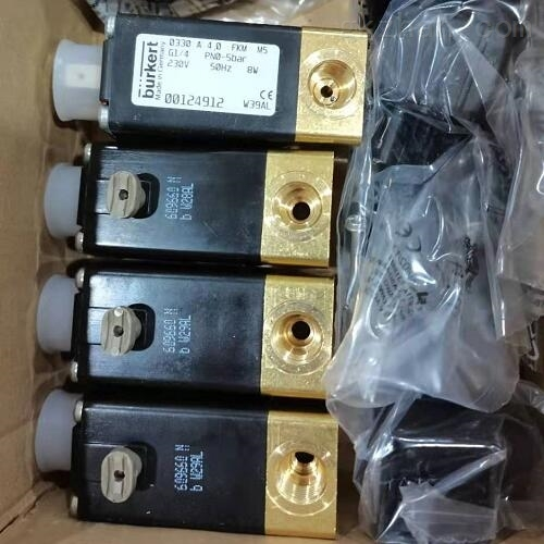 三通BURKERT不锈钢电磁阀电流输出方式