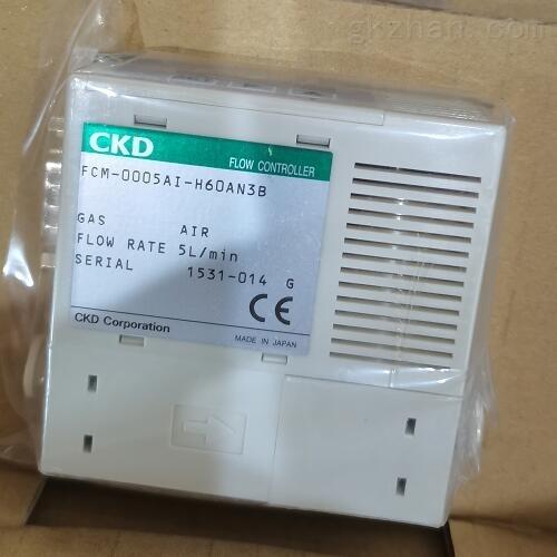 日本喜开理,CKD流量传感器要求