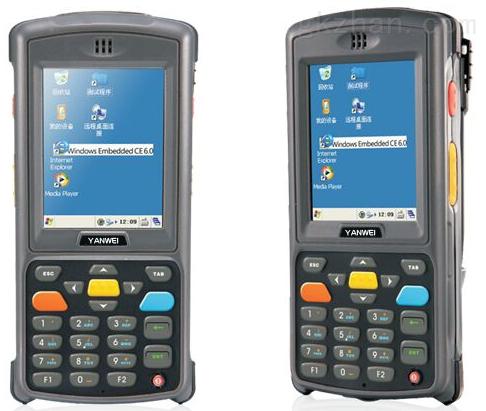 二维扫描/RFID扫描数据采集器YANWEI SC2001手持移动数据终端