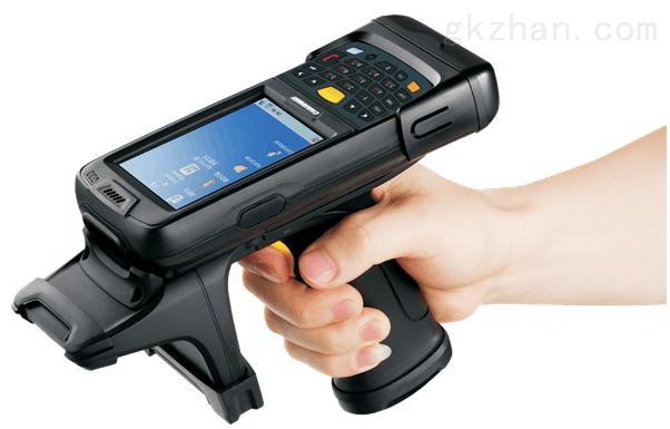 条码扫描手持终端具备UHF读写模块|超高频手持移动数据终端YANWEI SC3001