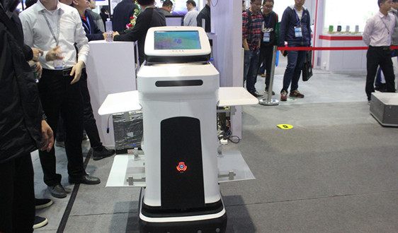 海康威视半年报发布,机器人业务增长超120%!