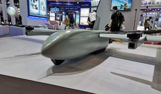 航程300公里 亿航智能自动驾驶飞行器VT-30正式亮相