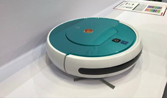 米家首款免洗扫拖机器人Pro官宣:罕见方头设计