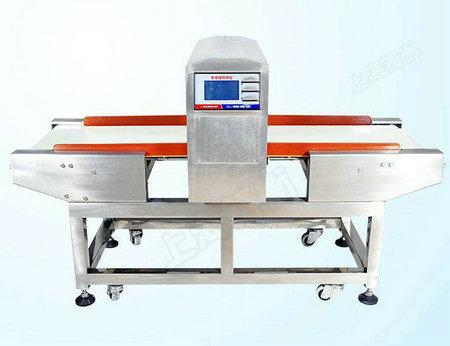 鲜肉粽子金属检测机